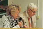 Valberedningen i form av Kerstin Starkenberg lägger fram sinaförslag